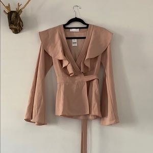 Brand new Co nude top